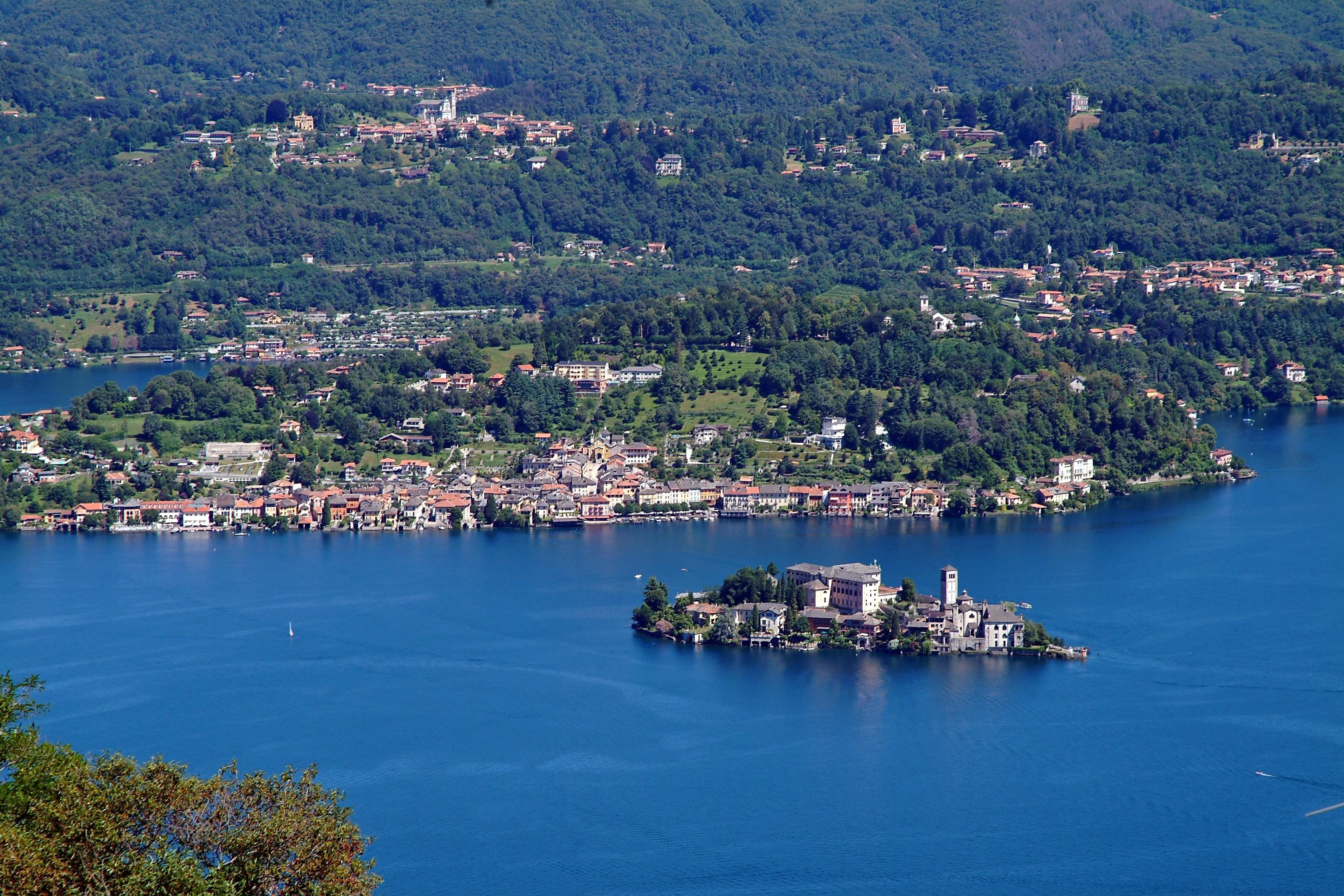 Jezioro Orta