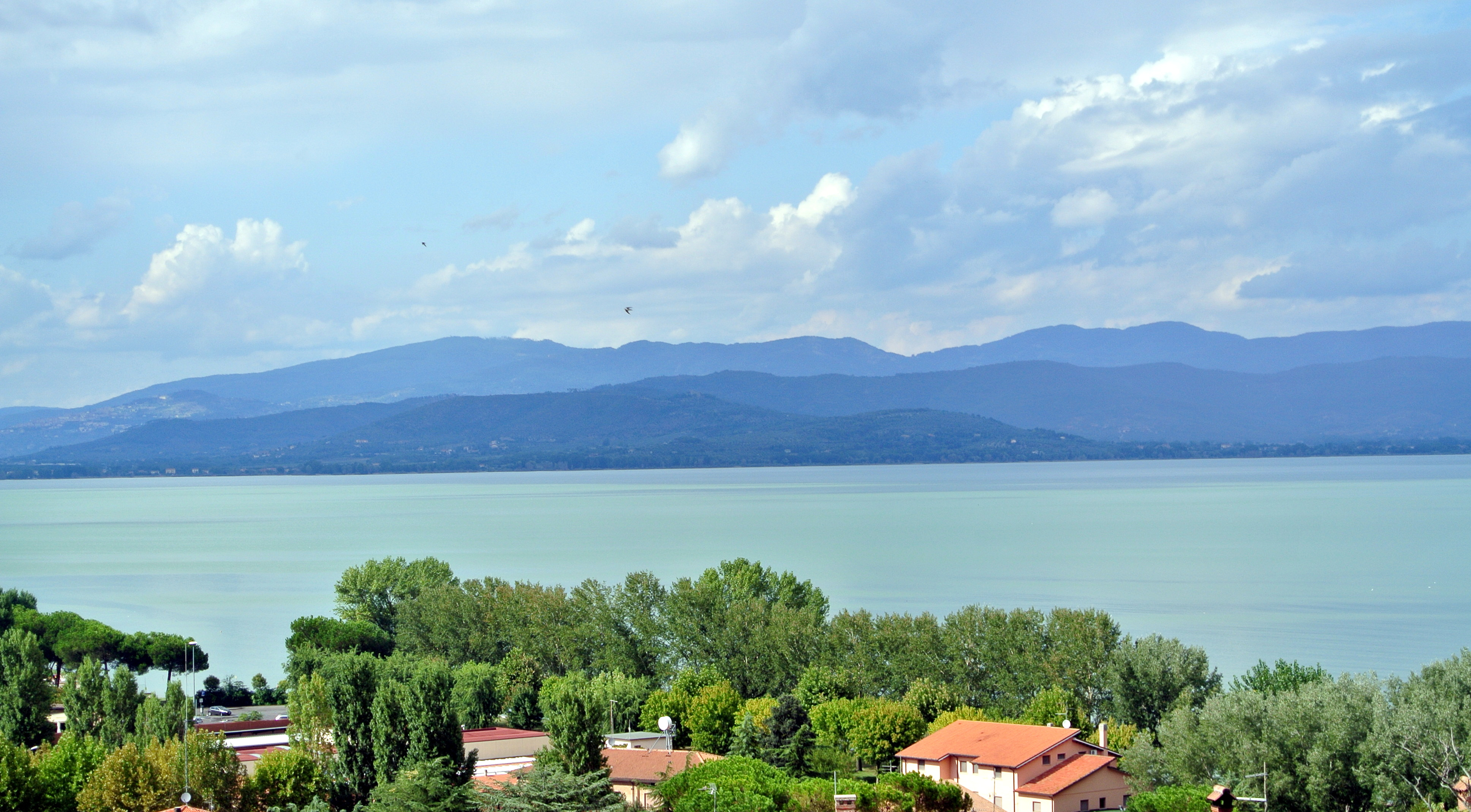 Jezioro Trasimeno