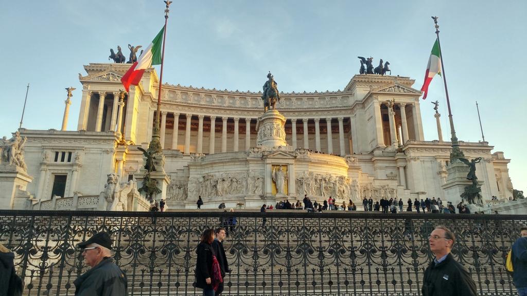 Ołtarz Ojczyzny - Rzym