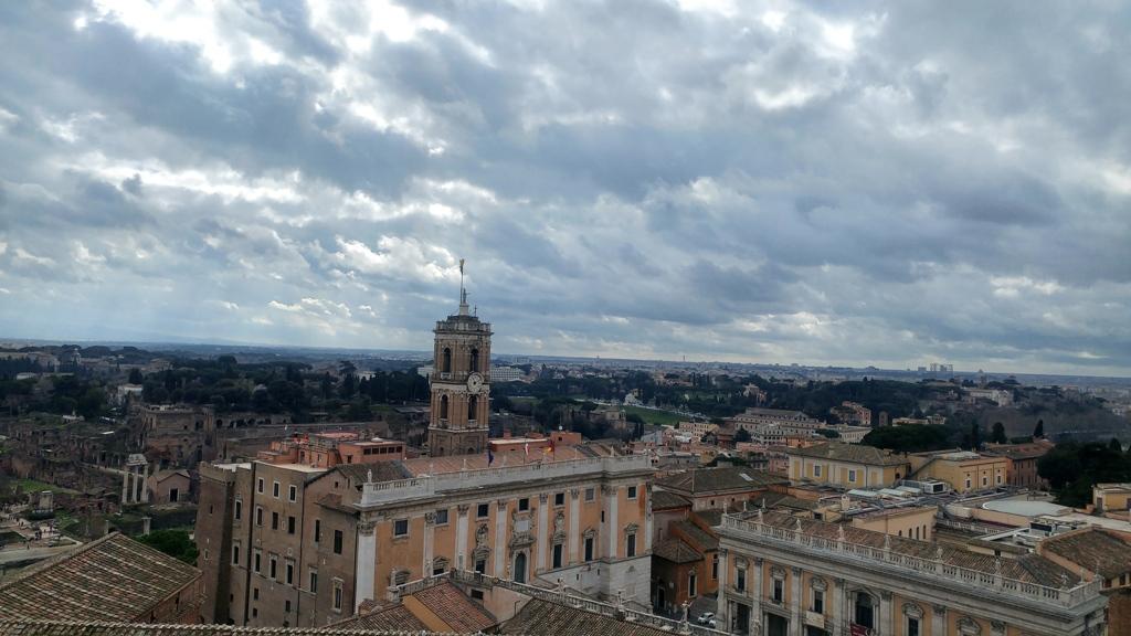 Panorama - Rzym